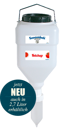 Saucenkuh Dispenser